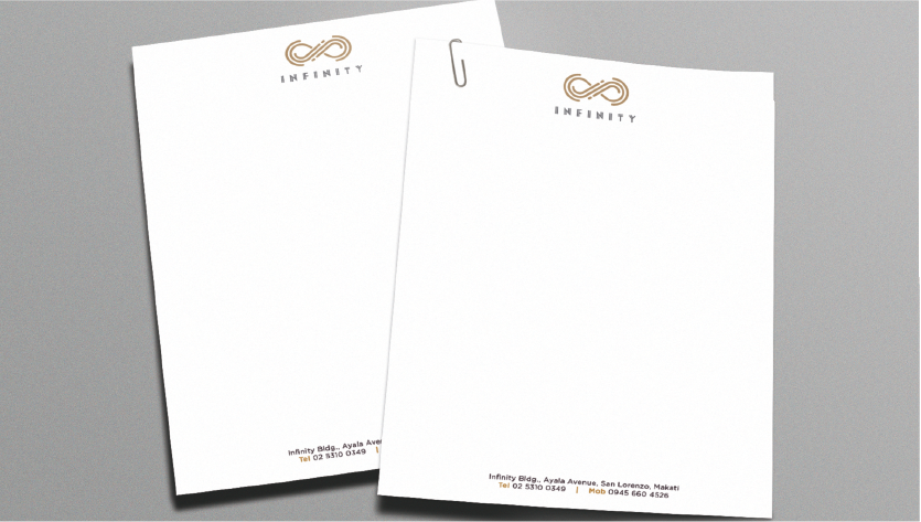 Standard Letterheads 1 Image