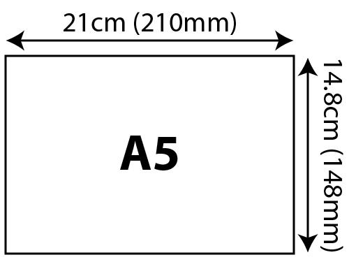 """Standard Flyers - 4"""" x 6"""" (A6 Bi-Fold) 0x0in 02 Image"""