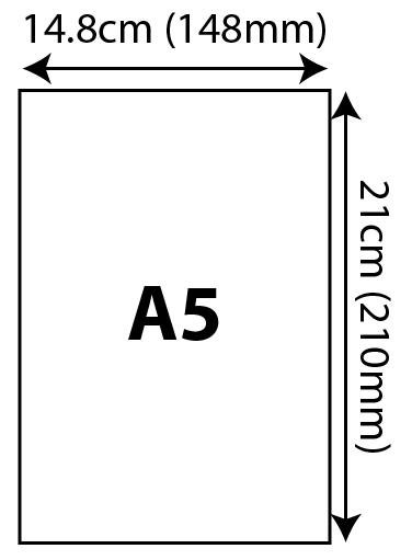 """Standard Flyers - 4"""" x 6"""" (A6 Bi-Fold) 0x0in 01 Image"""